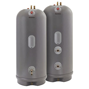 Image of two Marathon Water Heaters