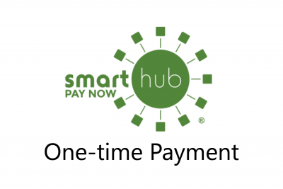 Make a one-time payment with SmartHub