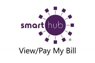 View or Pay your bill in SmartHub